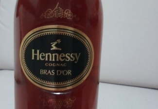 Hennessy Bras D'OR: A gentleman's Cognac, 20 years ago