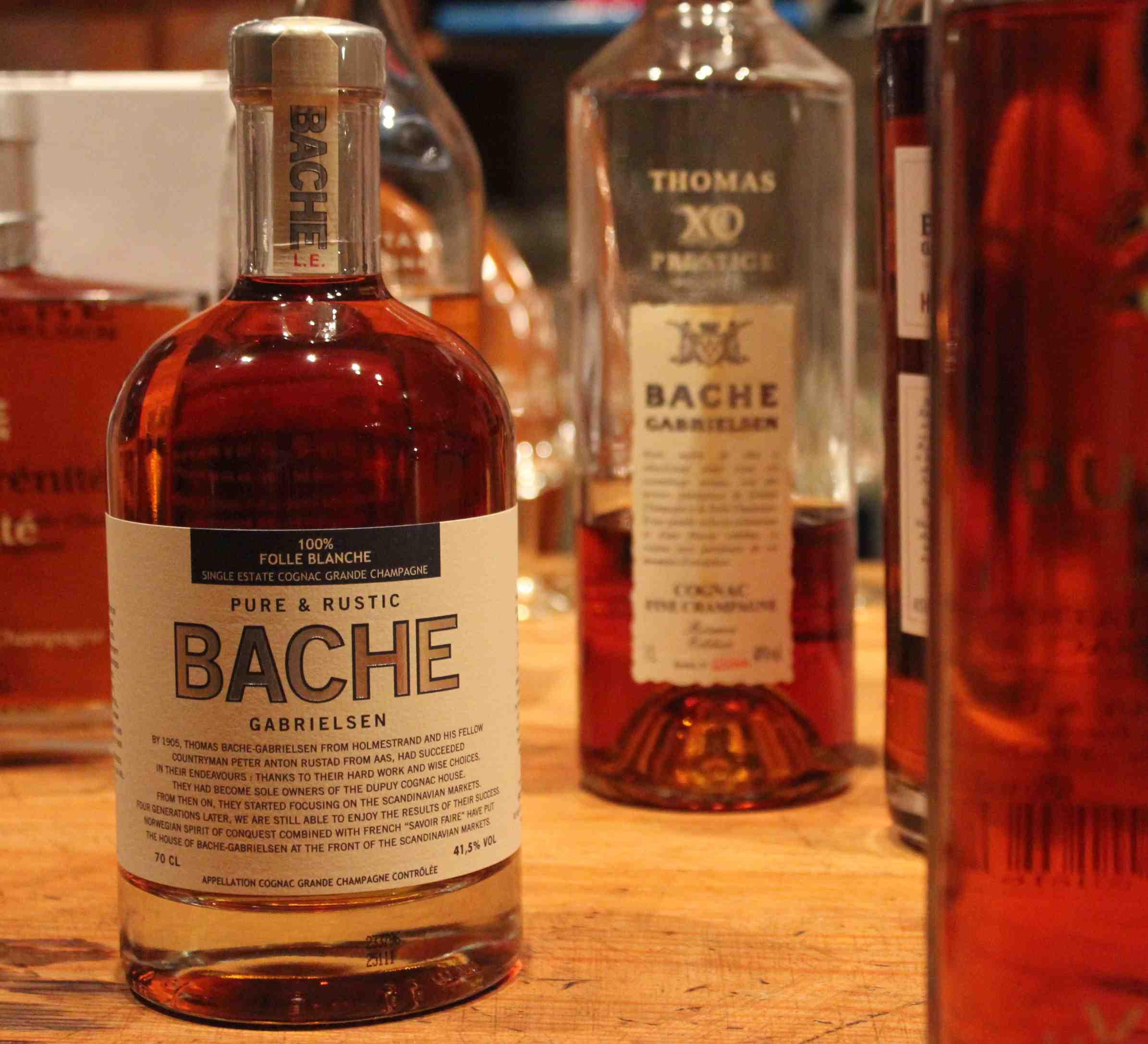 Bache Gabrielsen Pure & Rustic Single Estate Folle Blanche No.2