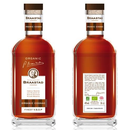 Braastad Organic Cognac VSOP