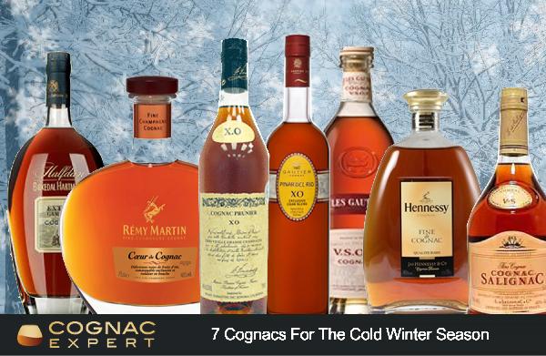 Top Best Winter Cognac List 2012 VSOP XO For The Cold