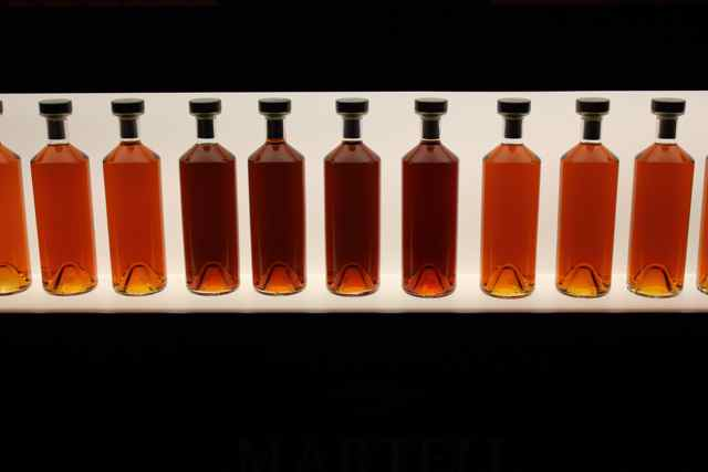 Different Ages of Cognac