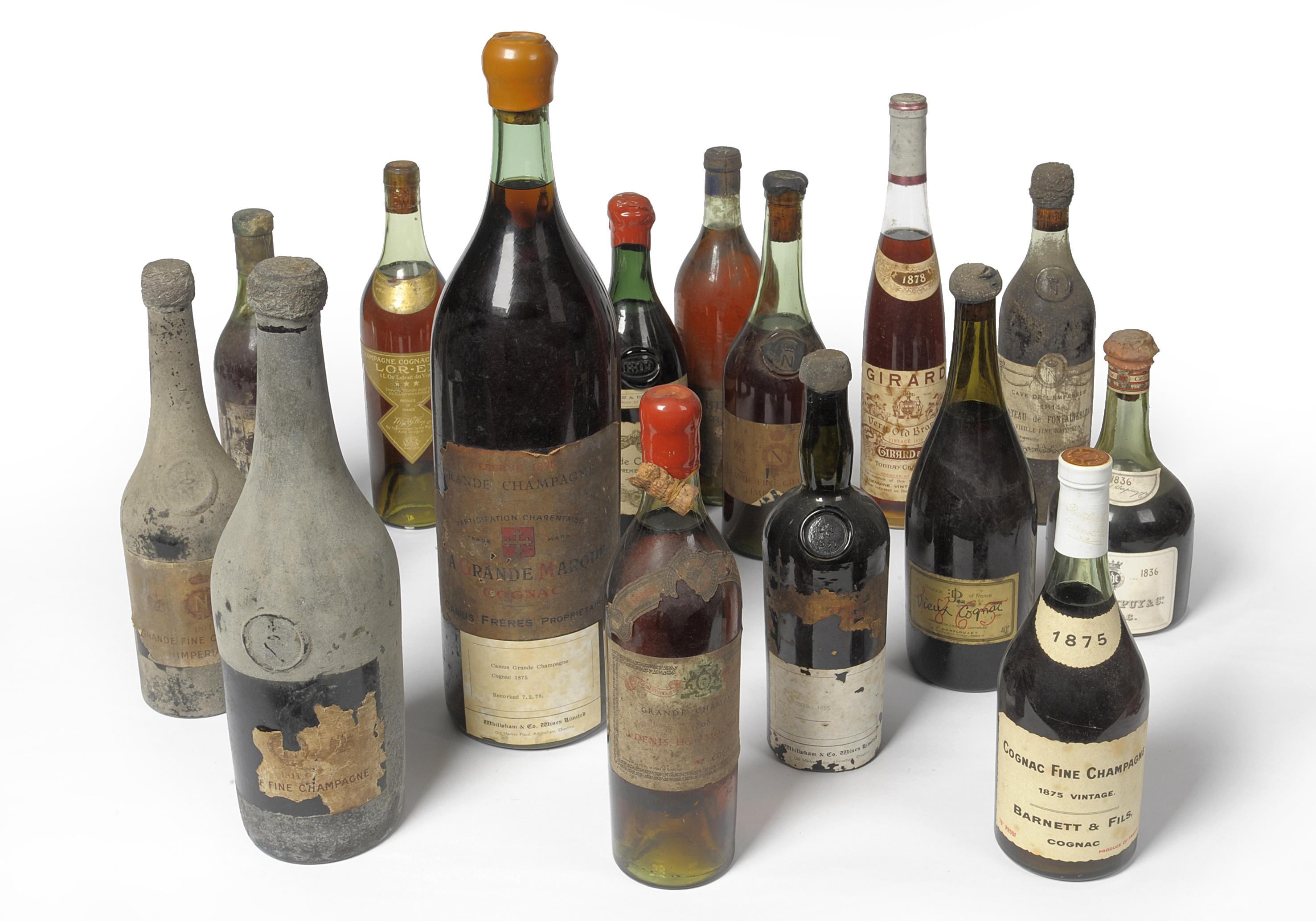 Cognac Auction