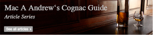 The Fun Really Begins - Cognac Guide: The Ageing Process