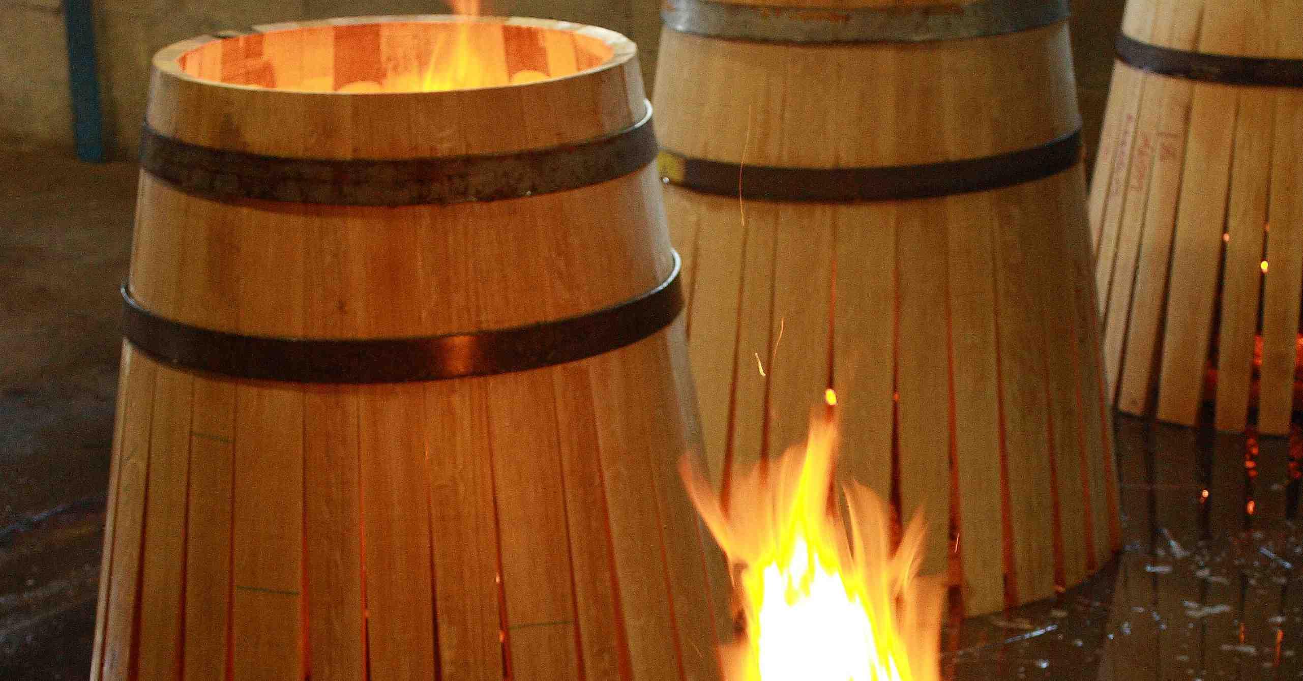 Toask Oak Barrels