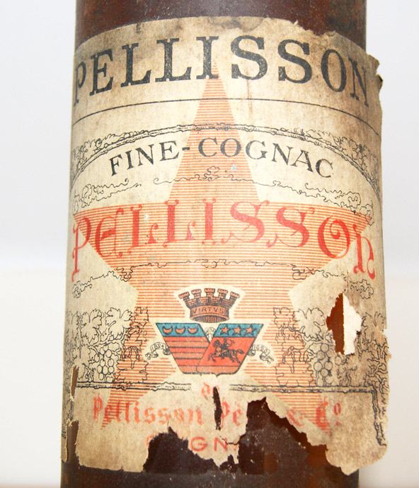 Old Pellisson Cognac