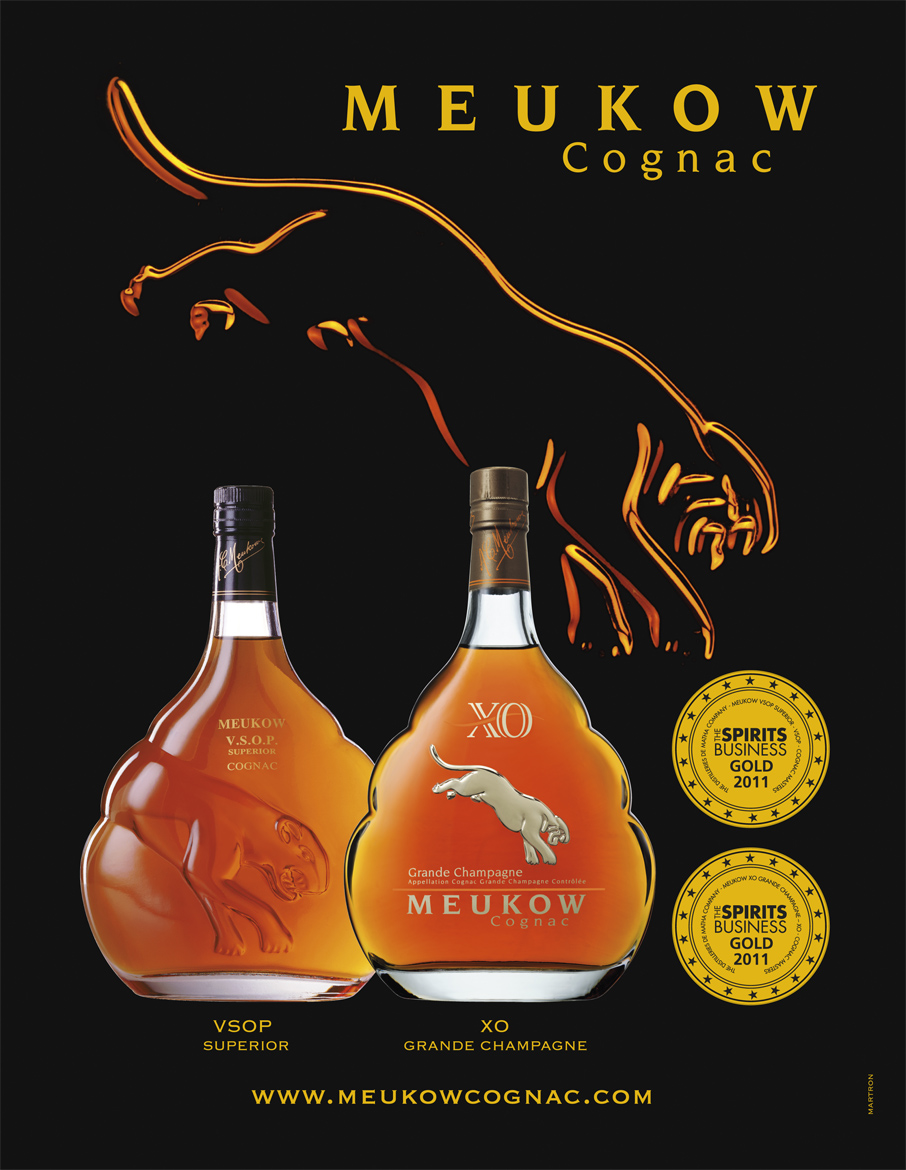 Comandon and Meukow Cognacs End the Year in the Spotlight