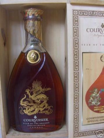 Courvoisier Year of the Dragon Special Blend