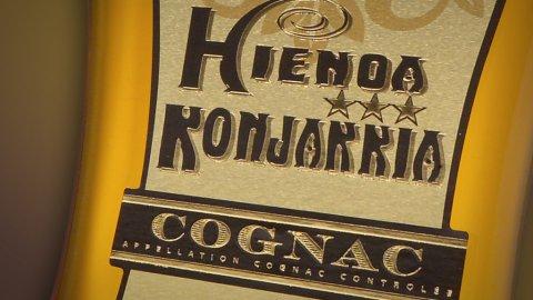 Konjakki Cognac?