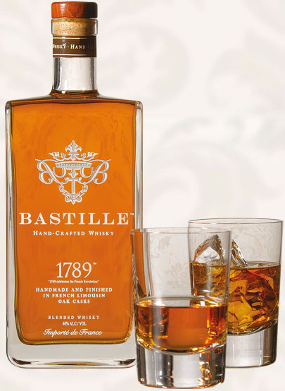 Bastille Whisky 1789 from France