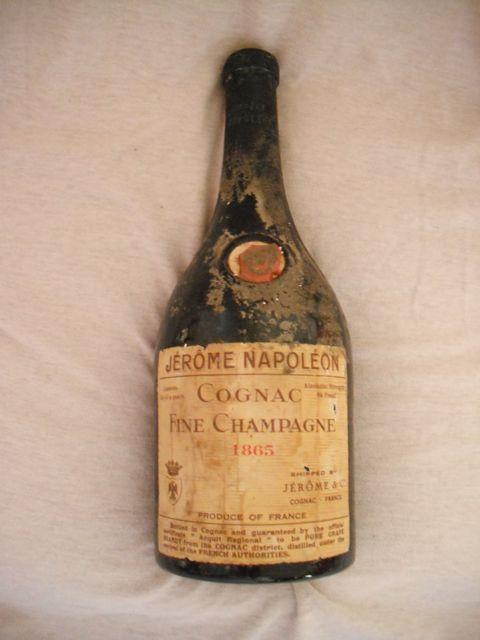 Jérôme Napoleon Cognac Fine Champagne 1865
