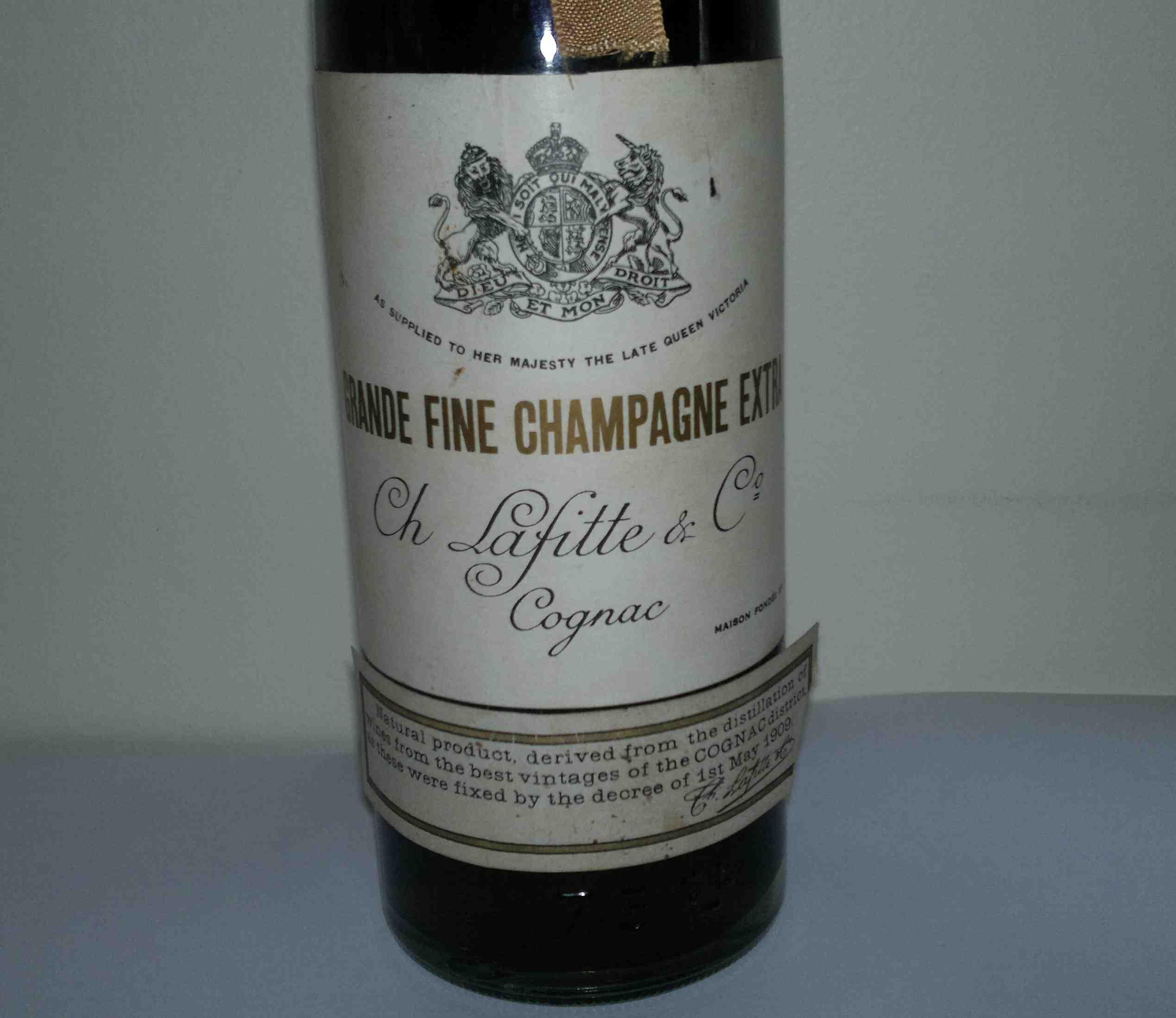 Chateau La Fite Cognac Grande Fine Champagne Extra