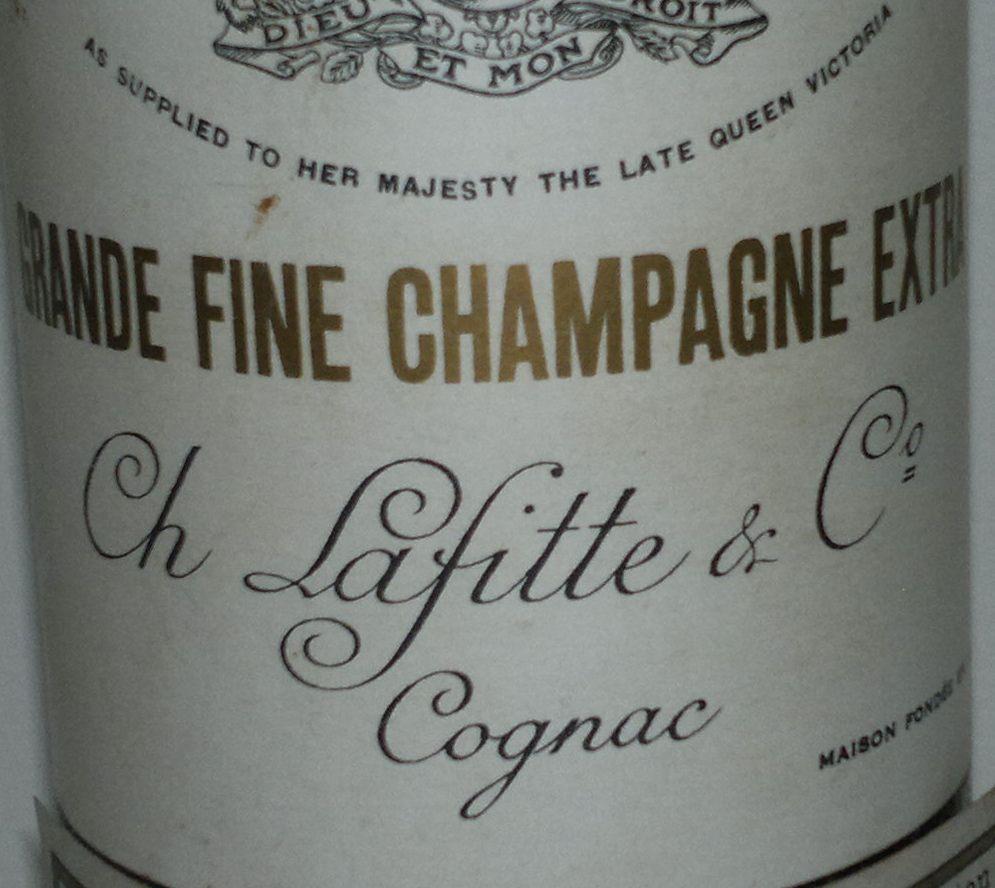 Chateau Lafitte Cognac Grande Fine Champagne