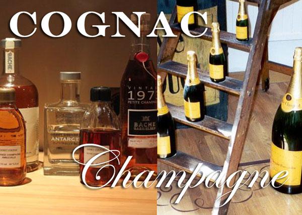 Cognac & Champagne