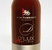 D'Lux Super Premium A. de Fussigny to be Available in Ukraine