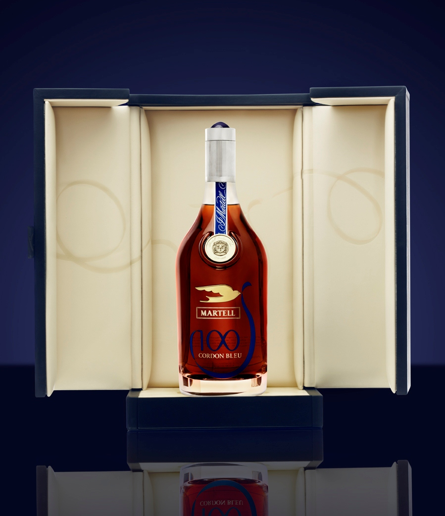 Martell Cordon Bleu Cognac – The Ultimate Jewel to Celebrate 100 Years