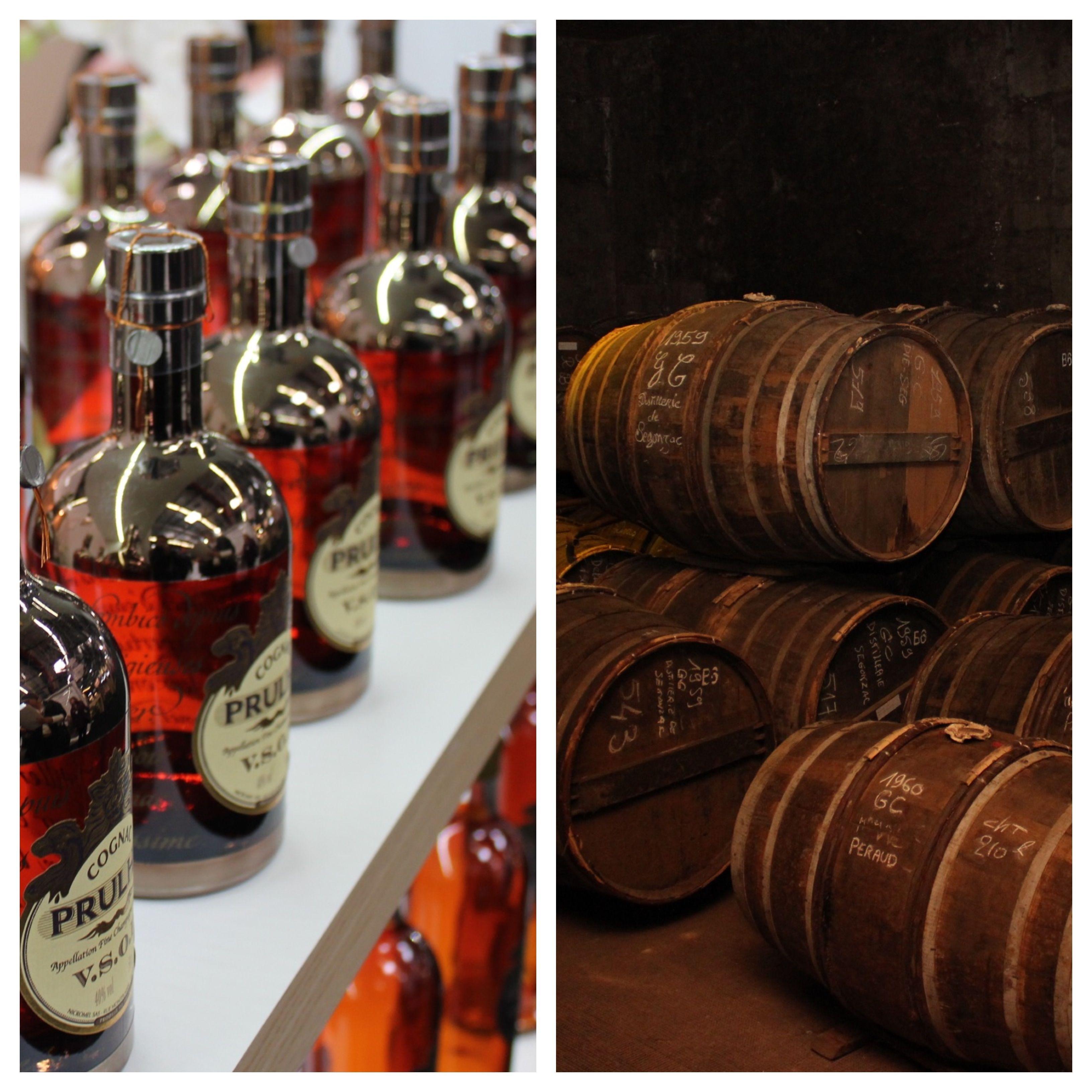 The Cognac Business