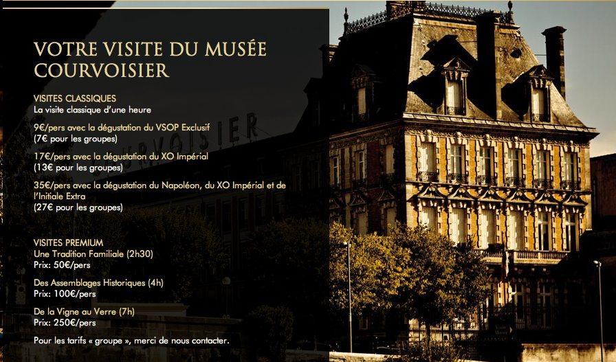 Premium Eau-de-Vie Leads to High Class Cognac House Visits