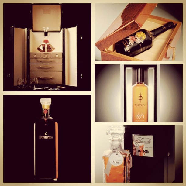 La Part des Anges 2012 – Charity Auction of Exceptional Cognacs