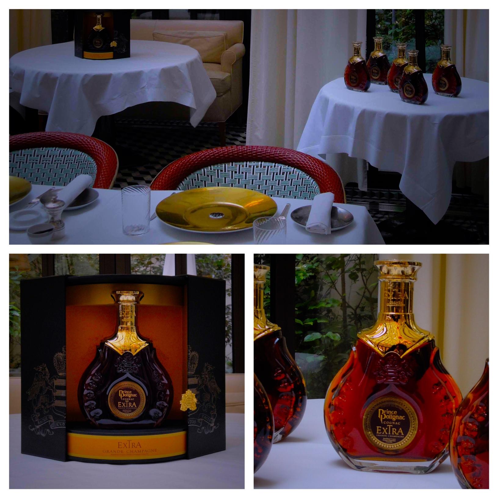 New Cognac: Prince Hubert de Polignac Extra XO Cognac Launched