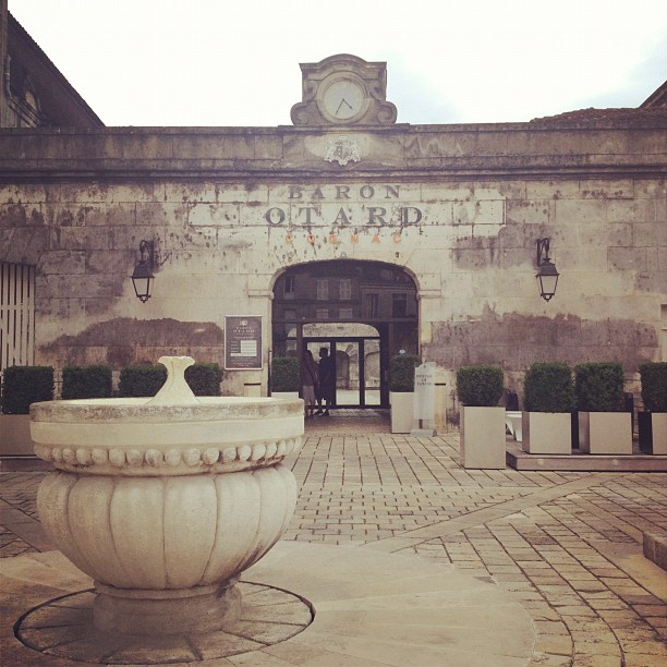 Chateau de Cognac in France