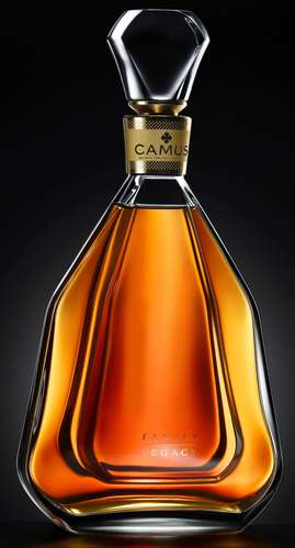 Camus Cognac Family Legacy will Launch in 2013: Another New Premium Cognac