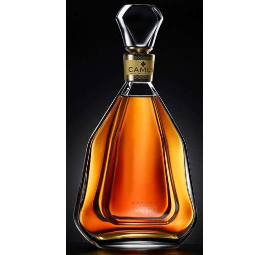 卡慕干邑家族珍藏(Camus Cognac Family Legacy)将于2013年发布:新款顶级干邑