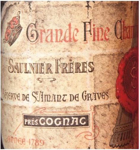 Grande Fine Champagne Auction