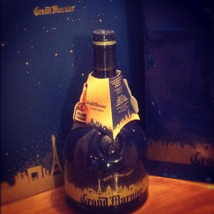 Grand Marnier 'Paris' Limited Edition Xmas Bottle Review