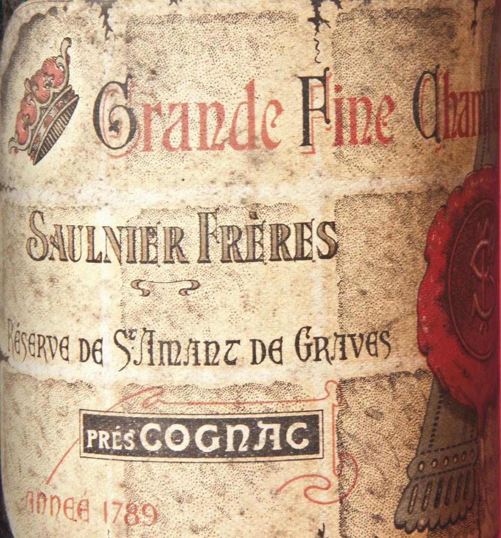 Saulnier Freres French Revolution Cognac Sells for ,650