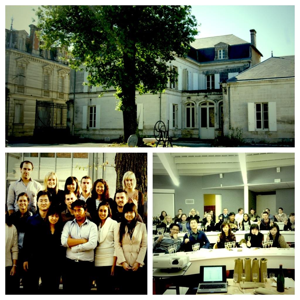 法国干邑烈酒大学(Université des Eaux-de-Vie)庆祝建校二十五周年