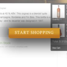 Introducing the Cognac-Expert.com Online Shop