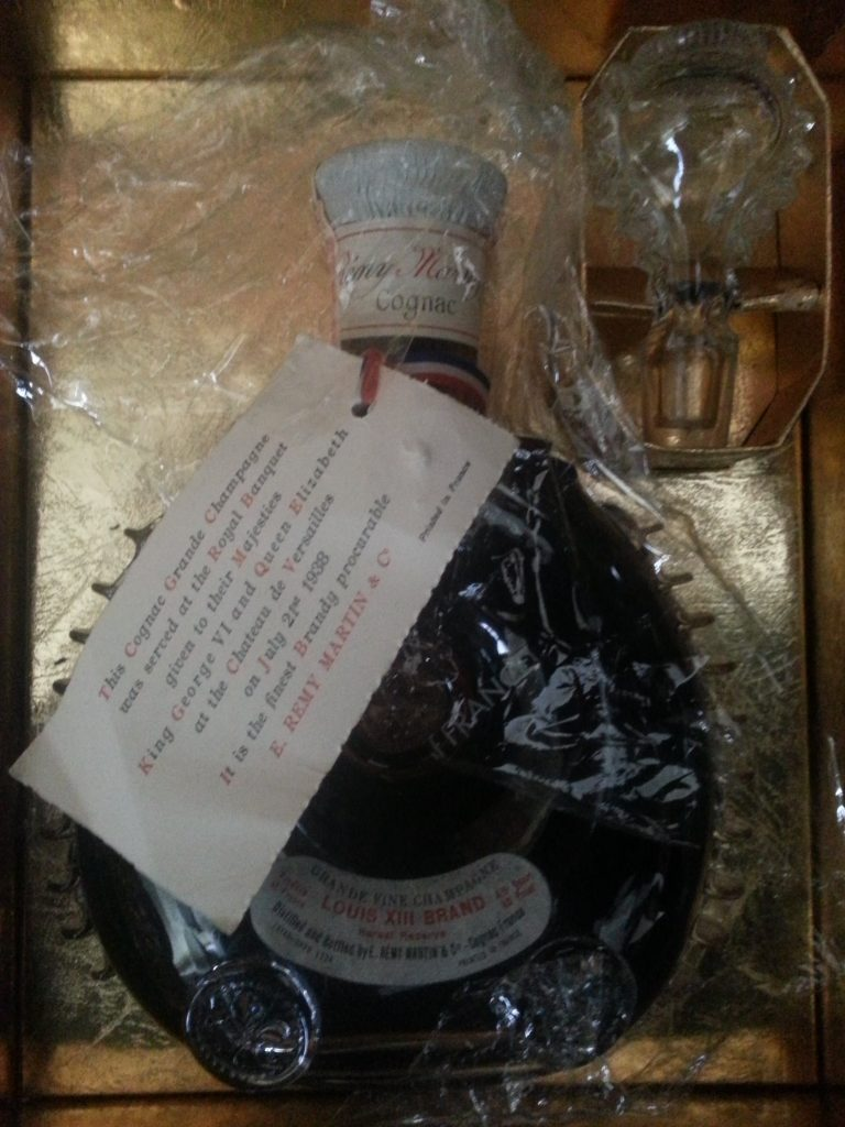 Louis XIII Cognac for sale