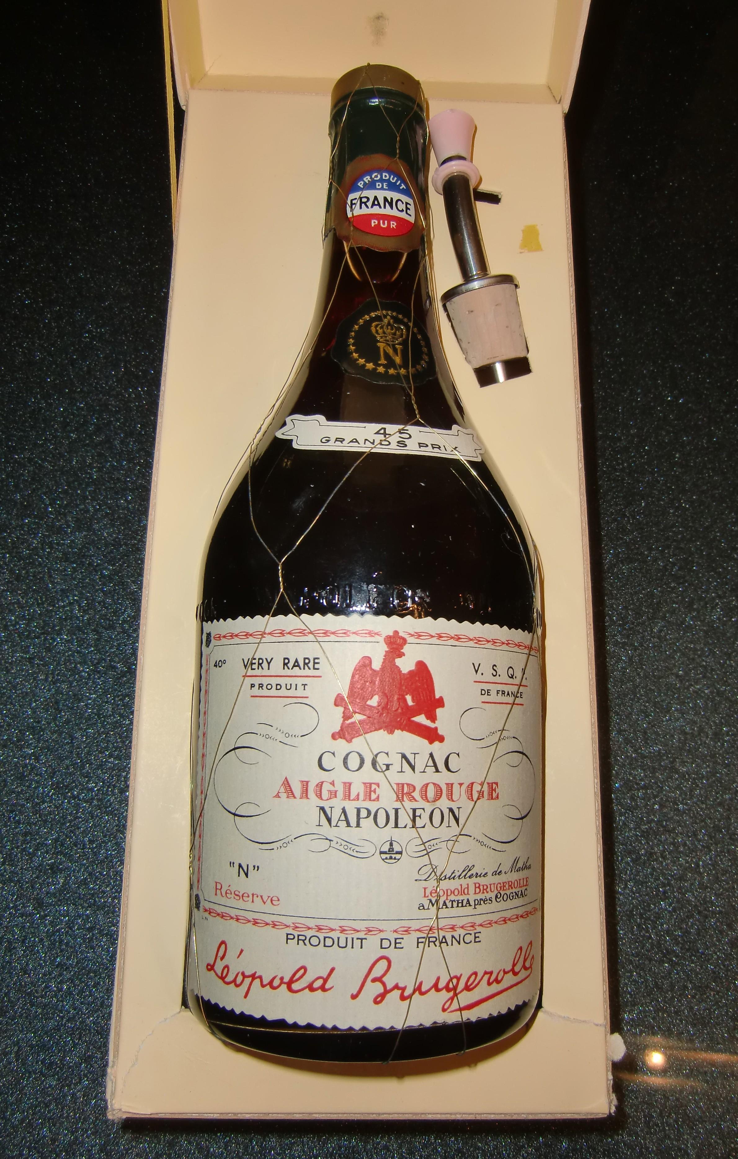Brugerolle Napoleon Cognac