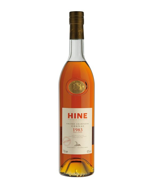 Hine Grande Champagne 1983 Early-Landed Cognac