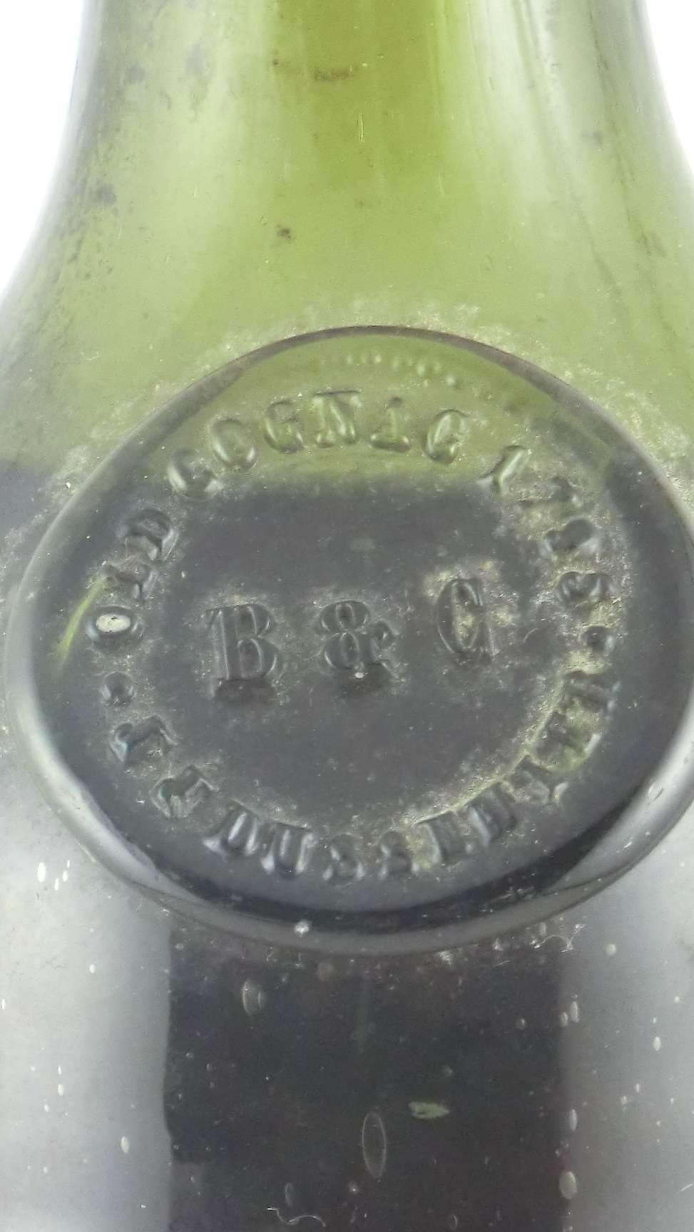 "Reader owns Cognac Beauty J.J. Dussumier 1795 ""Old Cognac B&C"""