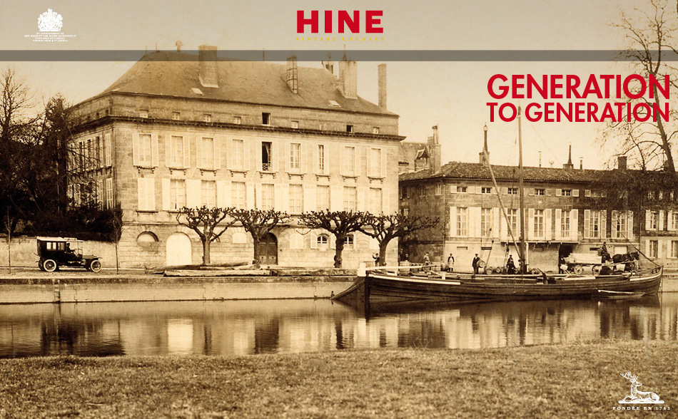 Hine Cognac is Up for Sale