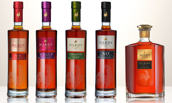 New 'Tradition Collection' from Hardy Cognac