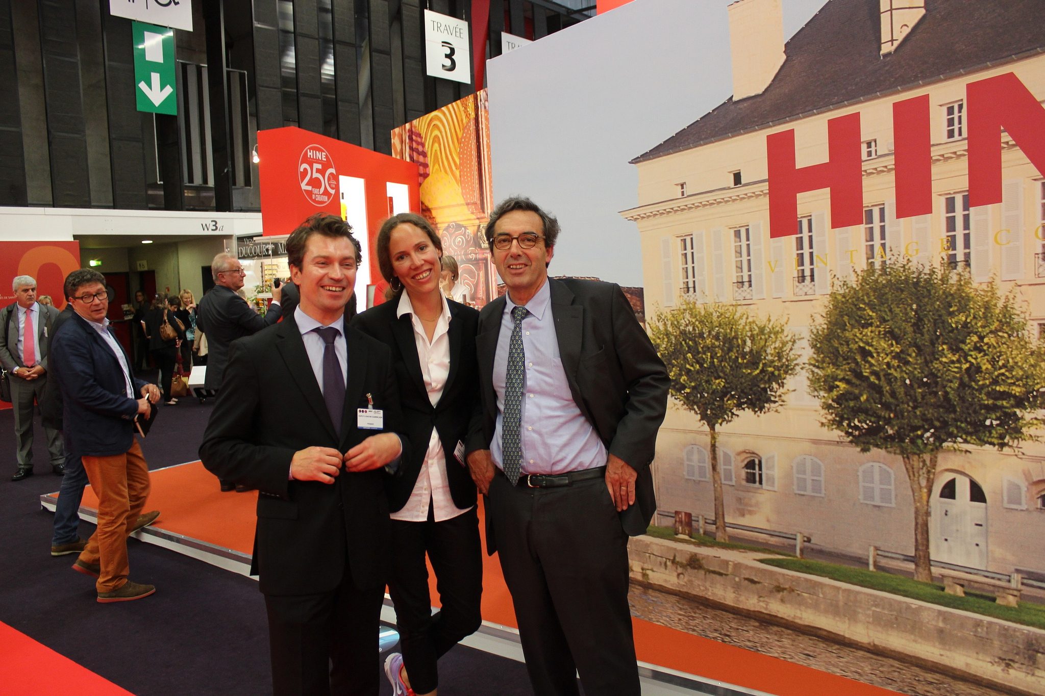 The Cognac Marathon: Vinexpo 2013 Diary DAY 2