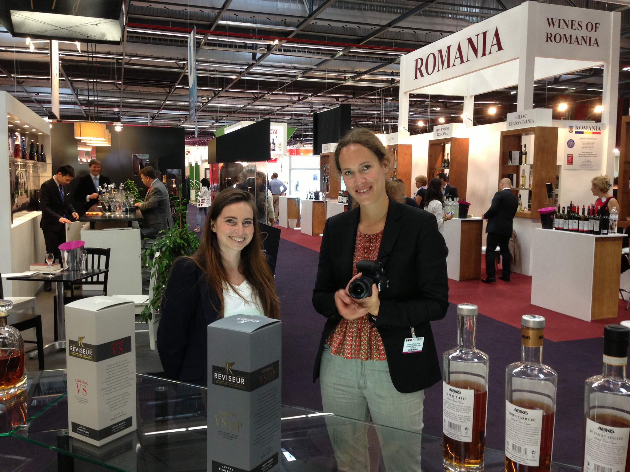 The Cognac Marathon: Vinexpo Diary DAY 3