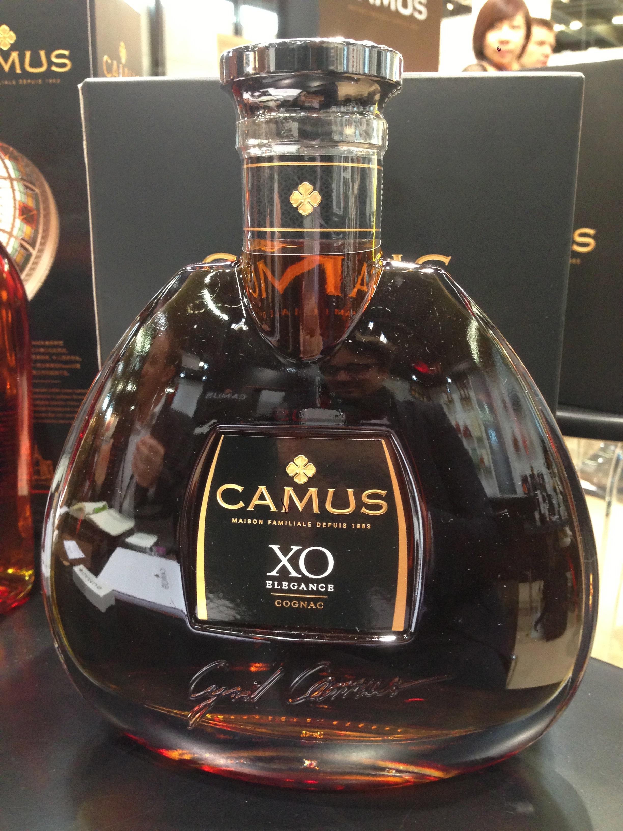 Camus Elegance XO Cognac