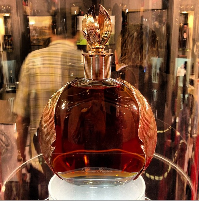 Beautiful special edition Cognac at Frapin