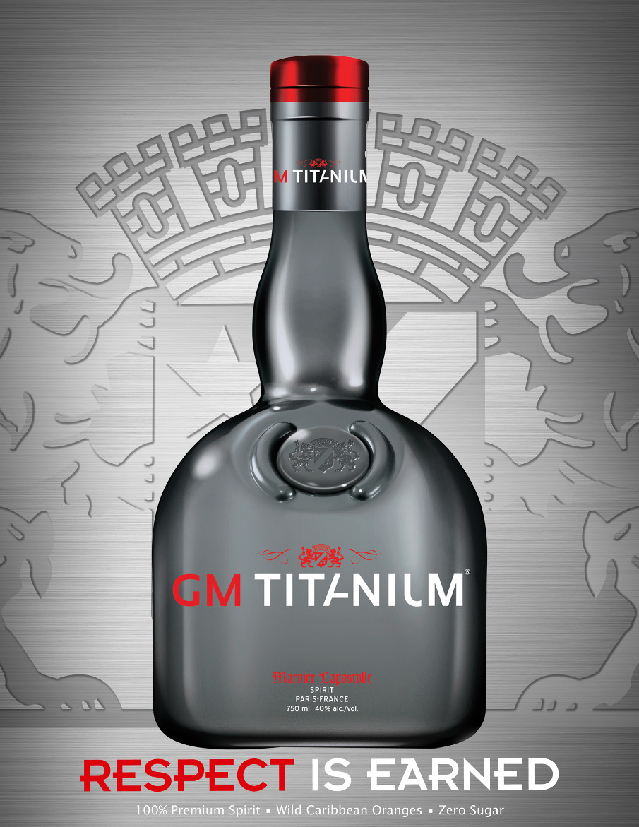New Product Release: Grand Marnier GM Titanium