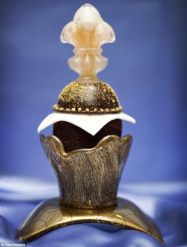 Louis XIII now in Cupcake Form (but it will cost you 0…)
