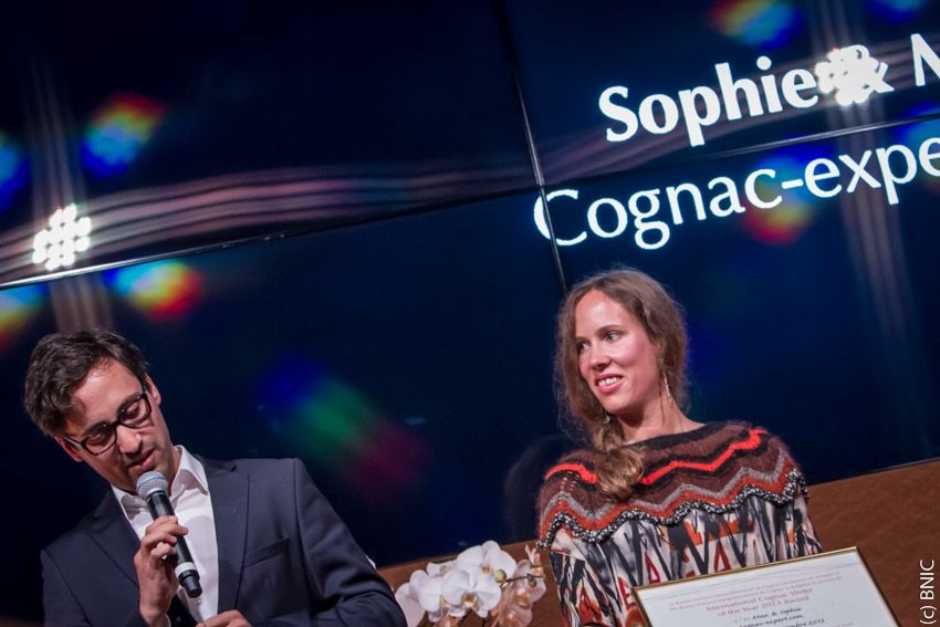 Cognac-Expert.com: The Award Winning Website at La Part des Anges