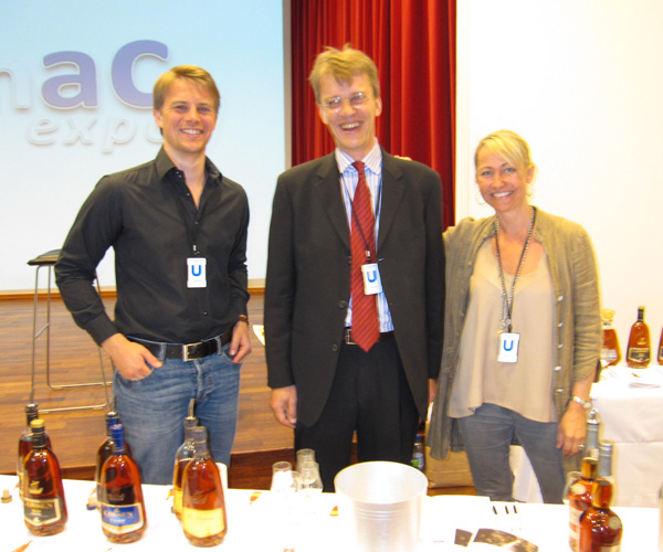All Eyes North for CognacExpo 2013: Eaux de Vie in Scandinavia