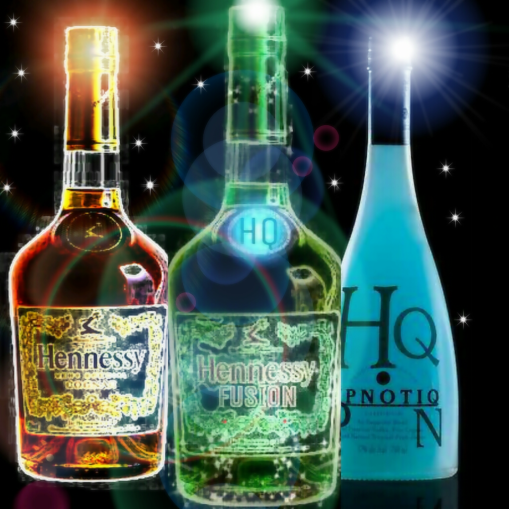 Jeremiah's Product Vision: Hennessy-Hpnotiq Fusion (A.K.A. The Incredible Hulk)