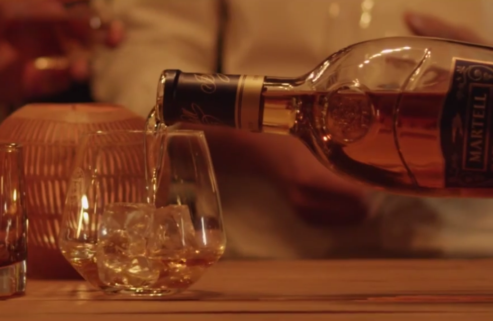 Martell Launches Martell Caractere Cognac (Video)
