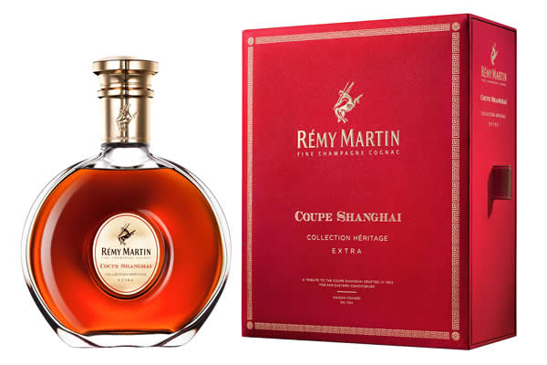 Launch of a New Cognac: Rémy Martin Coupe Shanghai 1903 Collection Héritage Extra