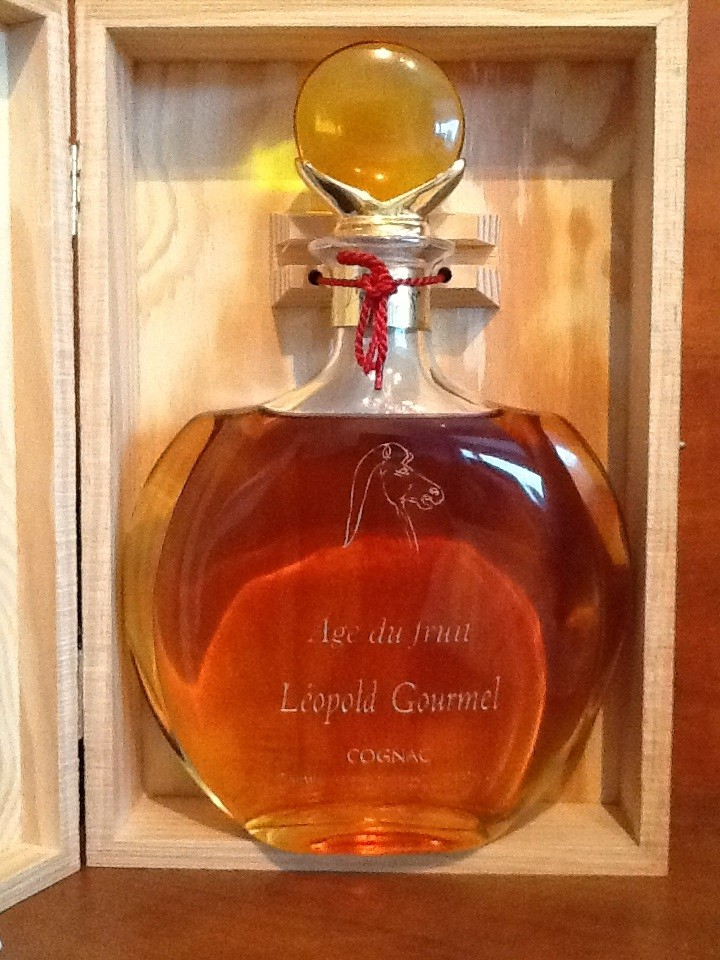 Leopold Gourmel Age du fruit Cognac