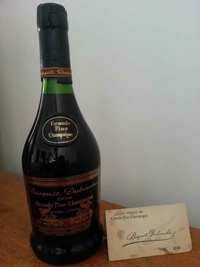 Bisquit Dubouché Grande Fine Champagne Cognac